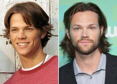 Jared season 1 and now Season 8