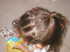 20 fantastic braid styles for girls. Simple braided hairstyles for medium hair. Hairstyle for kids. Haircut Styles For Women, Short Haircut Styles, Best Short Haircuts, Girly Hairstyles, Hairstyles Haircuts, Braided Hairstyles, Teenage Hairstyles, Hairstyles Videos, Braid Styles For Girls
