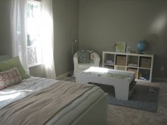 Guest Room - need play space like this!