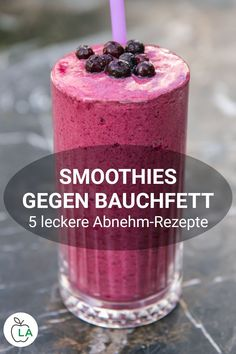 Juice Smoothie, Smoothie Drinks, Smoothie Bowl, Low Carb Smoothies, Easy Smoothie Recipes, Healthy Recipes, My Dessert, Superfood, Yogurt Parfait
