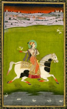 So great was the love she inspired that the peasants of the Western Hills refused for many years to believe that she was dead (The Kingdom of Ahmadnagar, Radhey Shyam)