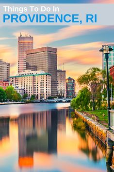 If you're looking for an unbeatable East Coast destination don't miss Providence, Rhode Island. This town will absolutely blow your mind. The food and food choices are out of this world. The diversity of fun things to do in Providence will keep you busy or having you relax just the way you like.  #GoProvidence