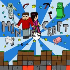 The Powerhouse Museum's 'ThinkSpace' runs digital workshops that explore Minecraft as a creative tool for kids. They have now released an AR app to be used in gallery, to view the Minecraft content. Really neat.