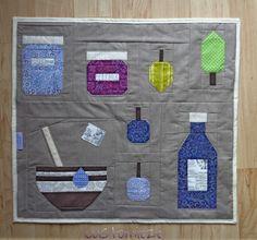 Customieze: Mini-Küchenquilt