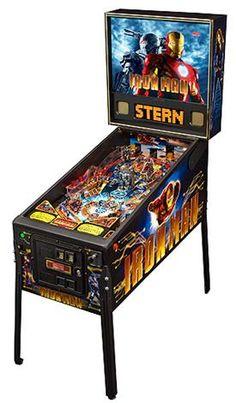 Iron Man™ Pinball by STERN Pinball, Inc.