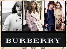 CHANGING LEADERSHIP AT BURBERRY