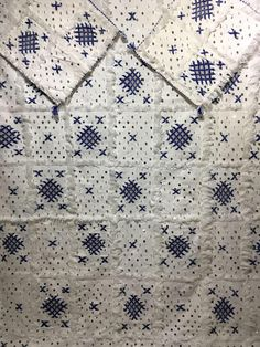 Authentic Moroccan Handmade Wedding Blanket / Handira