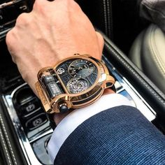 "Meaning ""invincible"" in Latin, Invicta watches were really made as early as Creator Raphael Picard wanted to bring customers high quality Swiss watches… Men's Watches, Sport Watches, Cool Watches, Fashion Watches, Wrist Watches, Stylish Watches, Casual Watches, Luxury Watches For Men, Expensive Watches For Men"