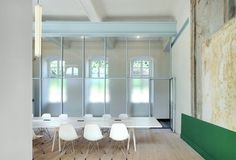 Famous Agency by Architecten De Vylder Vinck Taillieu | Yellowtrace.