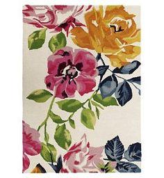 Painterly Floral Rug - Marks & Spencer