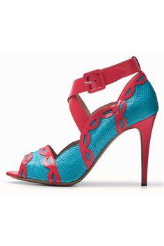 Style.com Accessories Index : spring 2012 : Nicholas Kirkwood