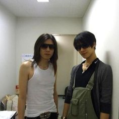 Die and Toshiya, Dir en grey