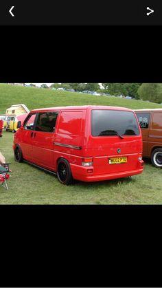 Vw t4 Volkswagen Transporter T4, Garage, Vans, Ideas, Products, Carport Garage, Van, Garages, Thoughts