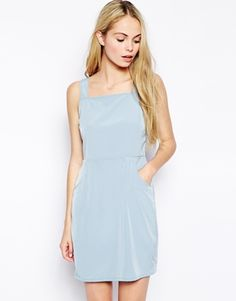 Oh My Love Pinafore Dress//This is so pretty I would have bought it if it weren't OOS.
