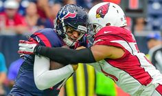 Only one dark cloud hangs over potentially bright Texans season = There is an awful lot of good news surrounding the Houston Texans right now. The best player in the world very well could be available for Week 1, as the reports on J.J. Watt's back injury have been quite favorable. Assuming.....