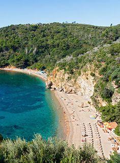 Stranden Montenegro: Mogren beach