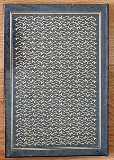 TWENTY THOUSAND LEAGUES UNDER THE SEA Limited Collector's Edition in Full Gilt Decorated Leather