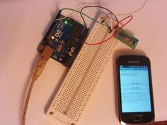 How to control Arduino board using an Android phone - Electronics-Lab