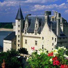 Château de Montsoreau (Châteaux de la Loire)