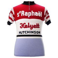 080208fa9 Saint Raphael Team 1962 Short Sleeve Vintage Jersey