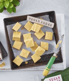 Vegan Fudge Recipe | Carnation Vegan Chocolate Brownies, Vegan Fudge, Vegan Dark Chocolate, Vegan Milk, Vegan Butter, Vegan Food, Fudge Recipes, Vegan Recipes, Vegan Ideas