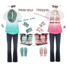 Thirty-one Weekend Shopper