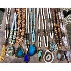 #fabulinadesigns #fashion #fabulina #fabulinadesigns #followme #unique #explore #exclusive #handmade #spring #accessories #jewelry #bohochic #retail #necklaces #potd #vintage #agate #druzy