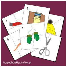 Obrazkowa krzyżówka logopedyczna. Głoski szumiące. Polish Language, Playing Cards, Education, Logos, Autism, Speech Language Therapy, Therapy, Logo, A Logo
