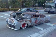 rat rods | Ford 49 Rat Rod ~ Brasil Tuning - Som, Tuning, Rebaixados, Tudo Sobre ...