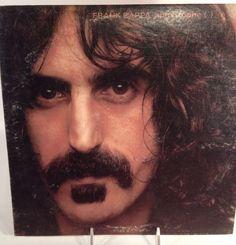 Frank Zappa Apostrophe orig 1974 Discreet LP Rock Alternative DS 2175