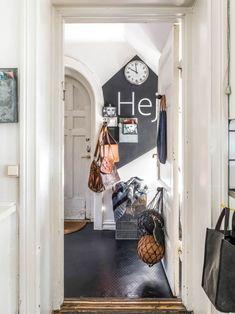 Une maison suédoise dans une ancienne gare - PLANETE DECO a homes world
