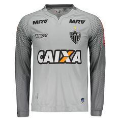 Camisa Topper Atlético Mineiro Goleiro I 2017 ML Somente na FutFanatics você compra agora Camisa Topper Atlético Mineiro Goleiro I 2017 ML por apenas R$ 199.90. Atlético Mineiro. Por apenas 199.90