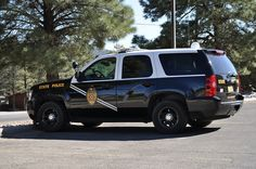 New Mexico State Police, chevy tahoe