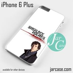 Sherlock Holmes YD Phone case for iPhone 6 Plus and other iPhone devices