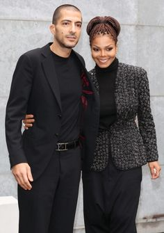 Wissam al Mana and Janet Jackson will be welcoming their first baby into the world.