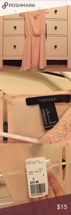 Forever 21 Dress Cute Forever 22 Dress, never been worn + new with tags Forever 21 Dresses Mini