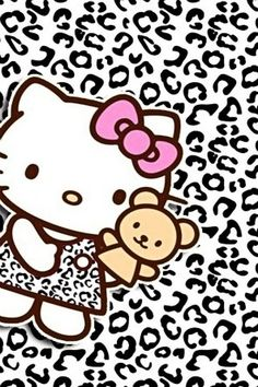 iphone wallpaper hello kitty