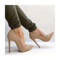 Your high heels questions answered. What is the difference between stilettos and high heels. Why are high heels called pumps. Does wearing high heels tone your legs. Can wearing heels cause hip pain Women's Shoes, Me Too Shoes, Shoe Boots, Strappy Shoes, Court Shoes, Shoes Style, Flat Shoes, Casual Shoes, Shoes Sneakers