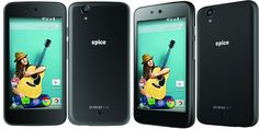 Spice Android One Dream UNO Mi-498 - Full Phone Specs, Price in India, Photo