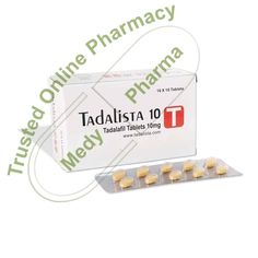 Buy Tadalista 10 mg Tadalista 10mg (Tadalafil Tablets) is an oral medication for the treatment of erectile dysfunction (ED) in men.Erectile Dsyfunction (ED) is a medical condition where the penis does not fill with enough blood to harden and expand when a man is sexually excited, or when he cannot keep an erection.   #achattadalista #buytadalista20mg #buytadalista40 #buytadalista60 #buytadalista60mg #cialis(tadalista-fortunehealthcare) #cialisgenericotadalista #discounttadal