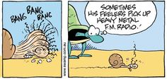 The Swamp Snail has sensitive feelers. Heavy Metal music does his head in. #swamp #snail #funny #music http://swamp.com.au/search.php?s=8364c