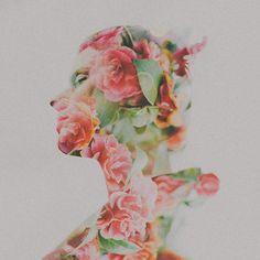 Double exposure by Sara Byrne | www.bellestrategies.com
