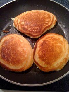 Sweet Tea and Cornbread: Cornbread Hoe Cakes