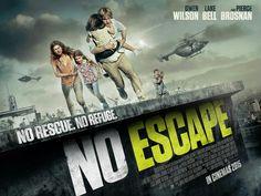 No Escape quad movie poster