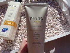 PHYTO PhytoJoba maska nawilżająca włosy kręcone, farbowane i przesuszone Hair Care, Shampoo, Soap, Personal Care, Bottle, Jojoba Oil, Hair, Self Care, Personal Hygiene