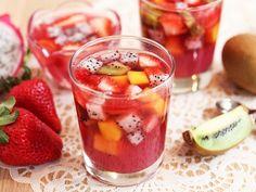 Hibiscus Tea Jelly  daydaycook.com