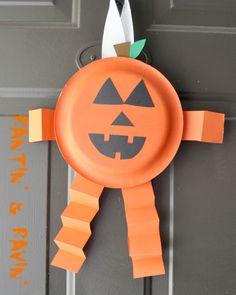 Fun kid crafts for Halloween