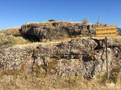 Ruinas de la época Helena en la Polirrinia, Kissamos #Creta #EnjoyCreta