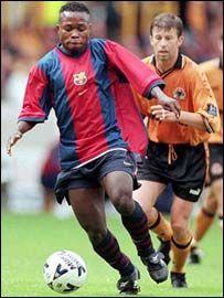 Haruna Babangida (1998-2001)