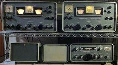 Hammarlund radios